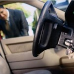 Unlocking a Car Door