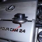 Lexus Es 300 Egr Insufficient Flow