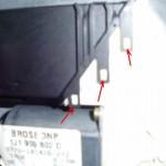 Volkswagen Door Control Module
