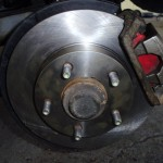 Rear Rotors Removal and Replacement